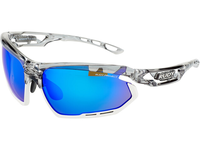Rudy Project Fotonyk Gafas, crystal graphite - rp optics multilaser blue